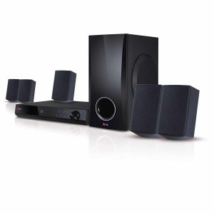 LG Electronics BH51405 500W Blu-Ray Home Theater System