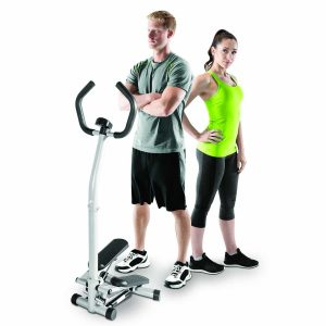Marcy Home Cardio Exercise Mini Stepper