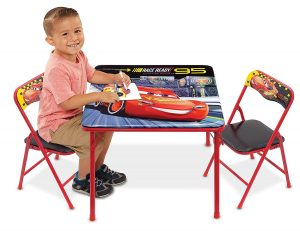 Cars Disney 3 Activity Table