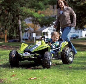 Power Wheels Dune Racer
