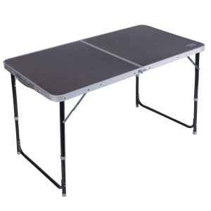 Adjustable Height Lightweight Portable Camping Table