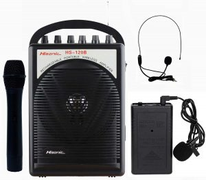 Hisonic HS120B Portable PA System