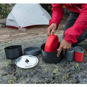 MSR Quick Camping Cookware
