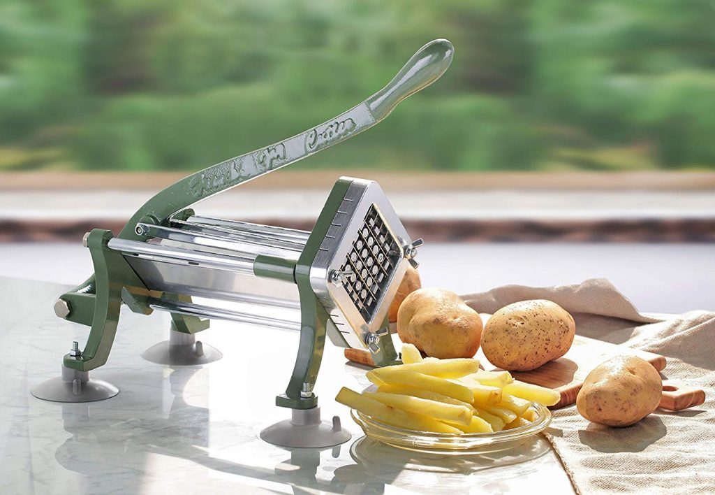 New Star French fry cutter