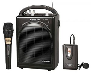 Pyle Pwma200 Compact Pa Speaker System