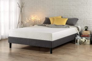 Zinus Essential Upholstered Bed