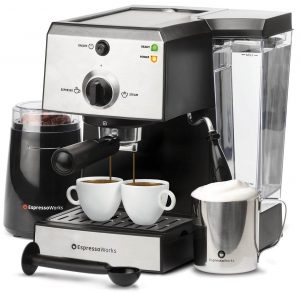 EspressoWorks- Seven Pc All-In-One