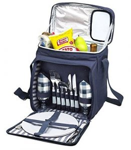 Imperial Home Picnic Basket