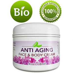 Scar Remover and Natural Anti Aging Cream for Old Scars