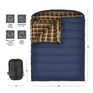 Teton Sports Mammoth Sleeping Bag