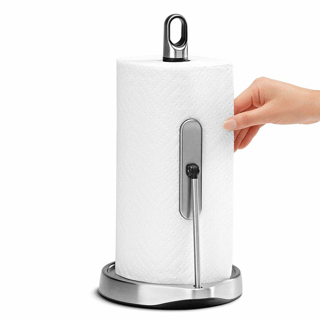 simplehuman Tension Stainless Steel Arm