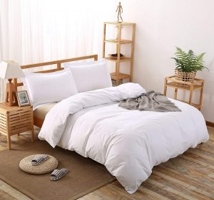 ColorfulSnail 100% Cotton-made Duvet Cover