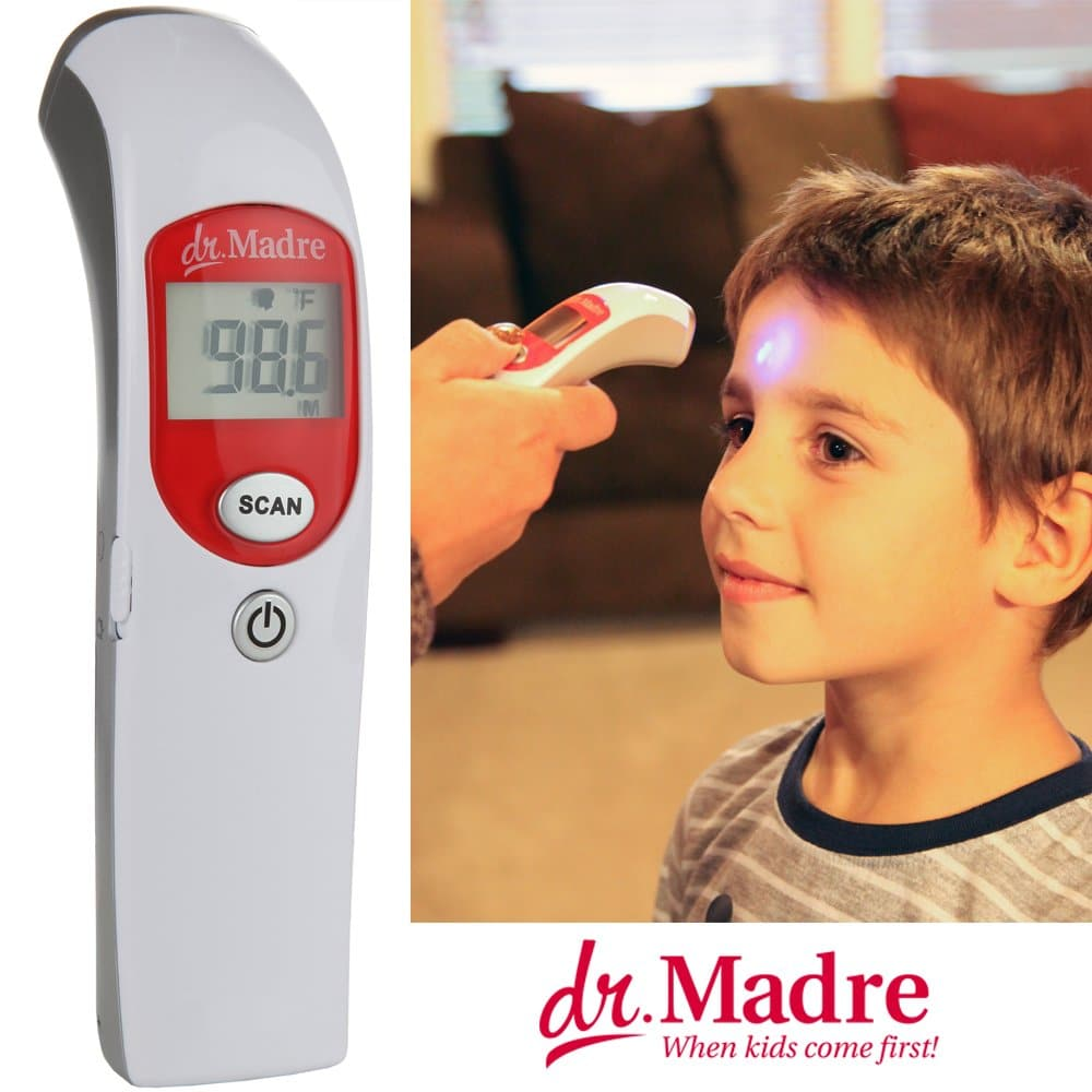 Dr. Madre Digital Infrared Baby Infant Forehead
