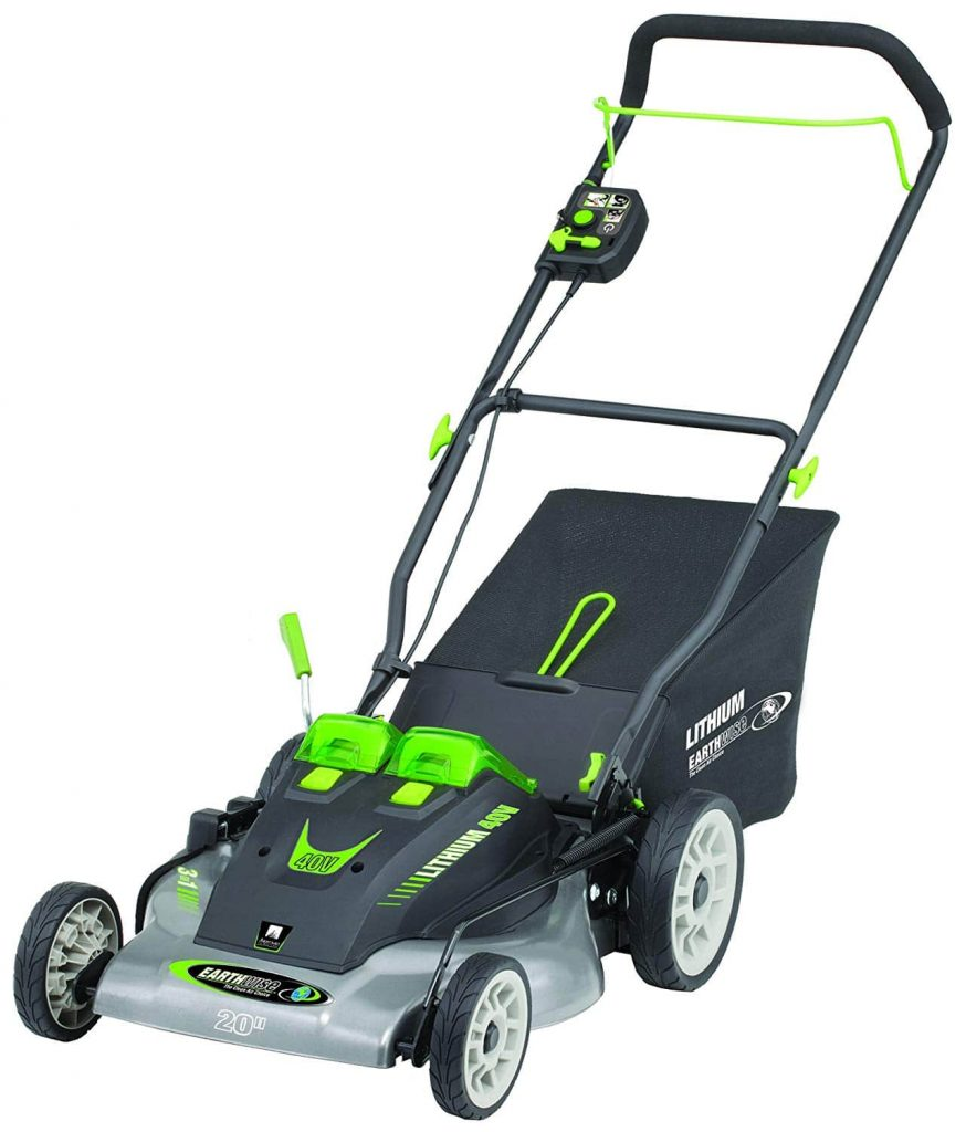 Earthwise 60420 40-Volt 20-Inch Cordless