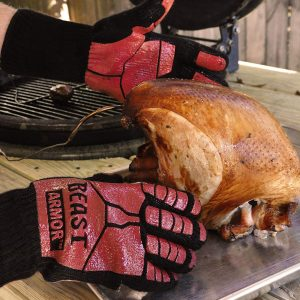 Grill Beast BBQ Grilling Cooking Gloves