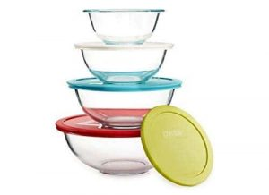 Pyrex Essentials Mixing Including Locking