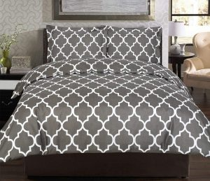 Utopia Bedding With Printed Cover Set