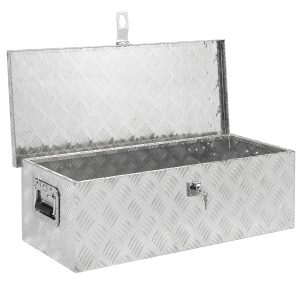Best Choice Products Aluminum Camper Tool Box