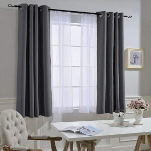 Nicetown Bedroom Blackout Curtains