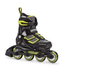 Rollerblade Spitfire XT Adjustable inline skates for Fitness