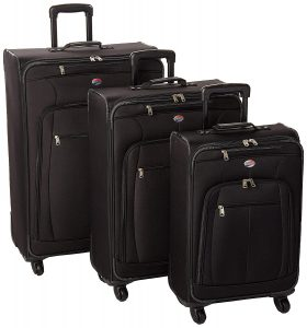 American Tourister AT Pops Plus 3pc Nested Set