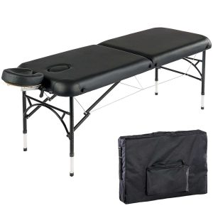 Artechworks 84-Inches Professional 2-folding Lightweight Massage Table
