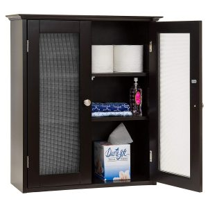 Best Choice Products Bathroom Wall Storage Cabinet