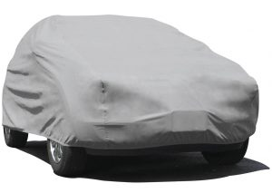 Budge Rain Barrier SUV Cover Mits Full Size