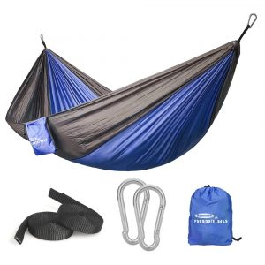 Forbidden Road Hammock Double Single with Mosquito Net