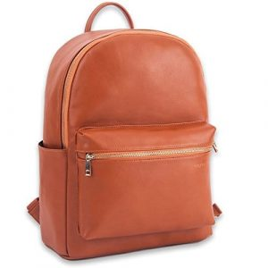 Kaydee Baby Unisex Leather Tote Faux Backpack for Men and Women