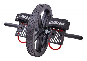 Lifeline Power Wheel for Ultimate Core Training Simultaneously
