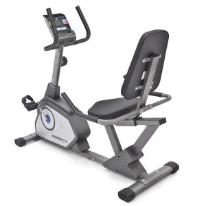 Marcy NS-40502R Magnetic Recumbent Exercise Bike