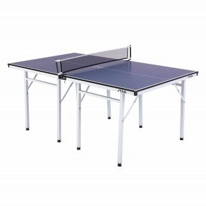 STIGA Compact Space Saver Table Tennis Table with Regulation Height
