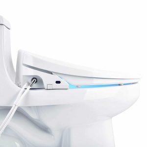 Brondell Swash 1400 Dual Stainless-Steel Nozzles Luxury
