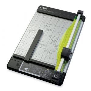CARL Heavy-Duty Rotary Paper Trimmer