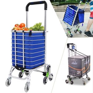 Cosway Stair Climbing Cart with Wheel Bearings