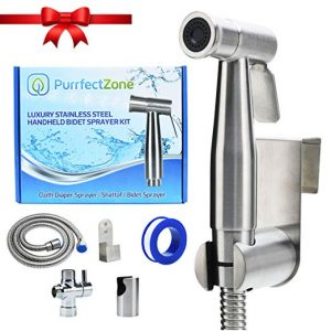 PurrfectZone Luxury Bidet Sprayer Set
