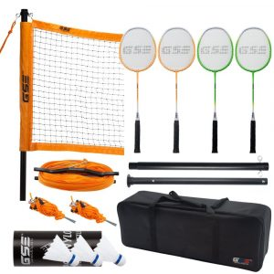 Sports Expert and GSE-Games Portable Volleyball Badminton Set