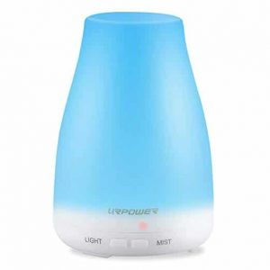 URPOWER 2nd Version Cool Mist Humidifier & Essential Oil Diffuser