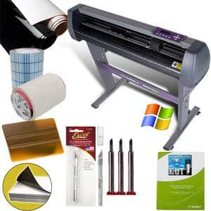 USCutter 28-inch Vinyl Cutter Value Sign Making Bundle