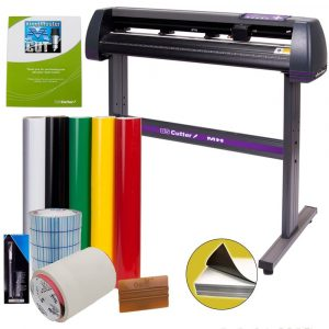 USCutter Vinyl Cutter MH 34 -inches Bundle