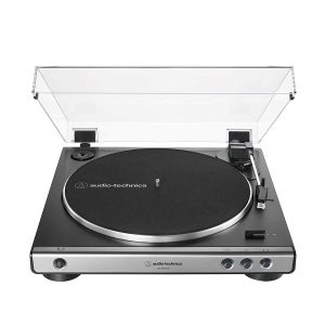 Audio-Technica AT-LP60XUSB-GM Belt-Drive Fully Automatic Stereo Turntable