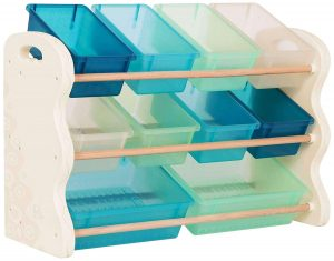 B. spaces by Battat – Totes Tidy Toy Organizer