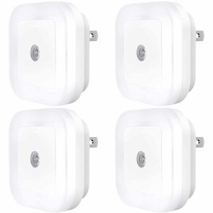 SYCEES Dimmable LED Night Light, White