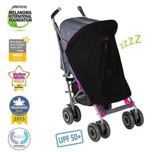 SnoozeShade Original Baby Stroller (with Limited Edition)