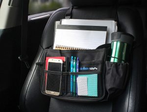 Think Clean Car Front Seat Organizer