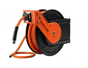 Giraffe Retractable Air Hose Wheel