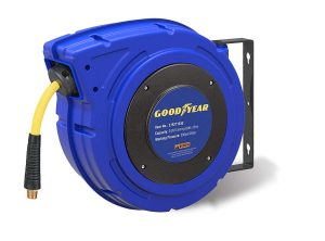 Goodyear 27527153G Retractable Air Hose Reel, Max. 300PSI