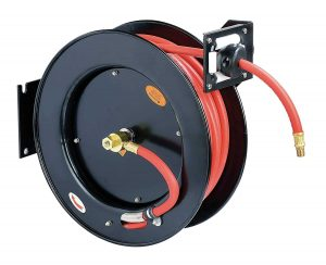 REELWORKS Retractable Air Hose Wheel