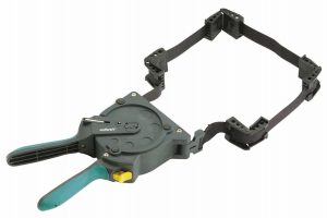 wolfcraft One-Hand 3681404 Ratcheting Band Clamp
